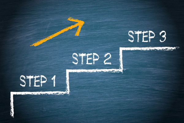 Steps to Success Photo by convisum / 123rf.com